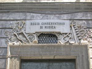 NapoliConservatorioSanPietroAMaiellaTarga