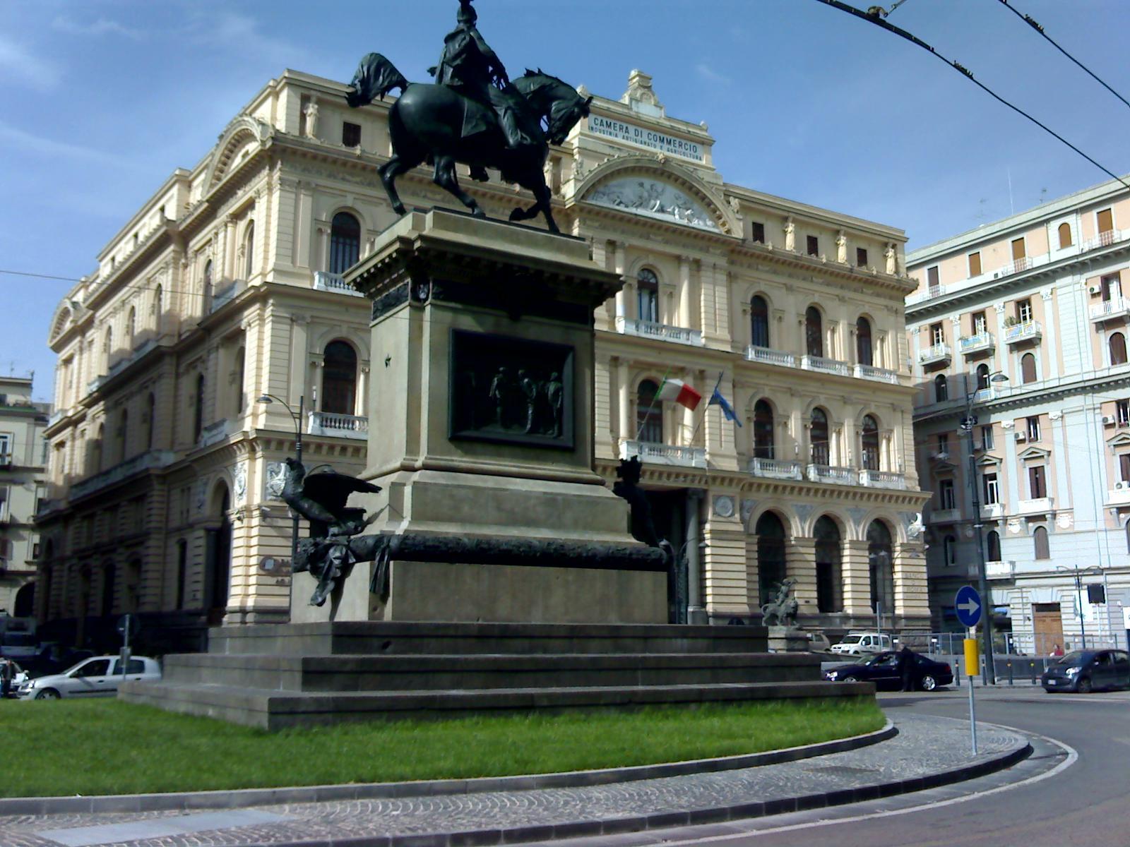 B And B Napoli Centrale Hotel