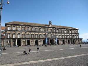Il Palazzo Reale di Napoli