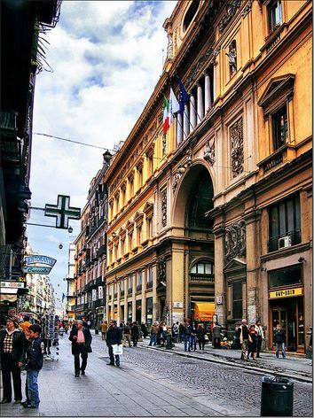Hotel Napoli Vicino Via Toledo
