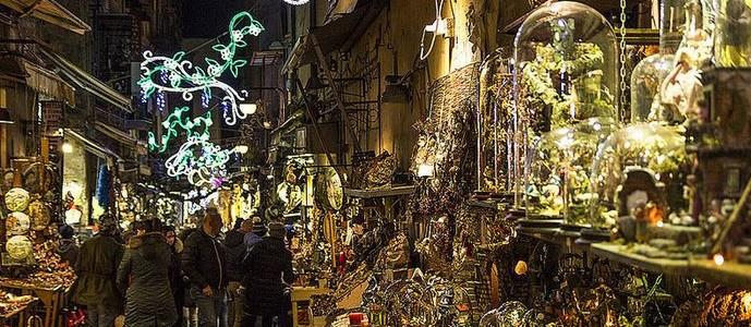 Offerte dicembre 2015 a Napoli b&b nel centro storico