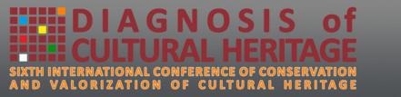 6° Convegno Internazionale 2015 Diagnosi, Conservazione e Valorizzazione del Patrimonio Culturale